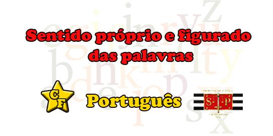 Tipos De Linguagem Denotativo Sentido Real Dicionário: Sentido Próprio E Figurado Das Palavras